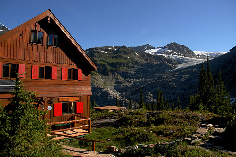 The Durrand Glacier Chalet