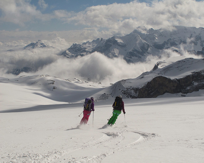 Europe - Ski the Haute Route