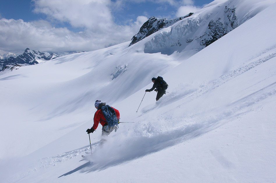 Canadian Ski Traverses in British Columbia with Selkirk Mountain Experience